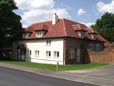 Lifestiles - Handmade Multi Clay Roof Tiles - Stanstead, England