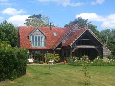 Lifestiles - Handmade Multi Clay Roof Tiles - Stephen Evans Architect, England