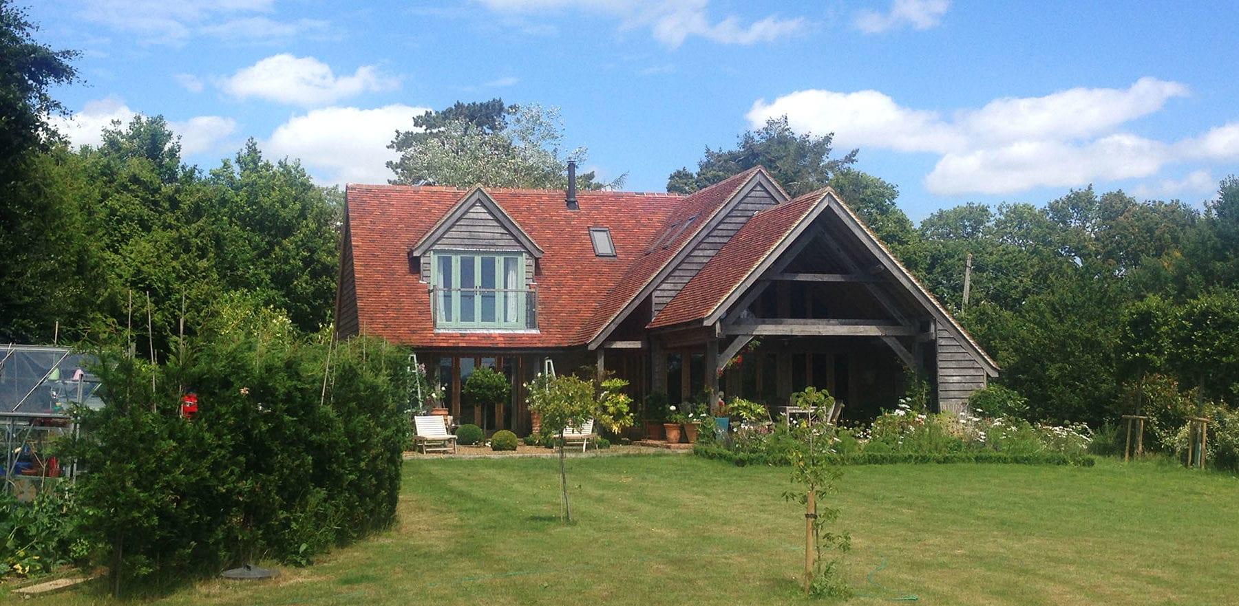 Lifestiles - Handmade Multi Clay Roof Tiles - Stephen Evans Architect, England 2