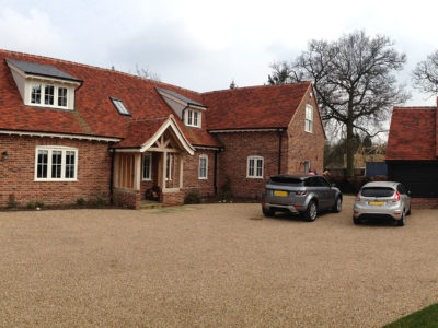 Lifestiles - Handmade Multi Clay Roof Tiles - Takeley, England