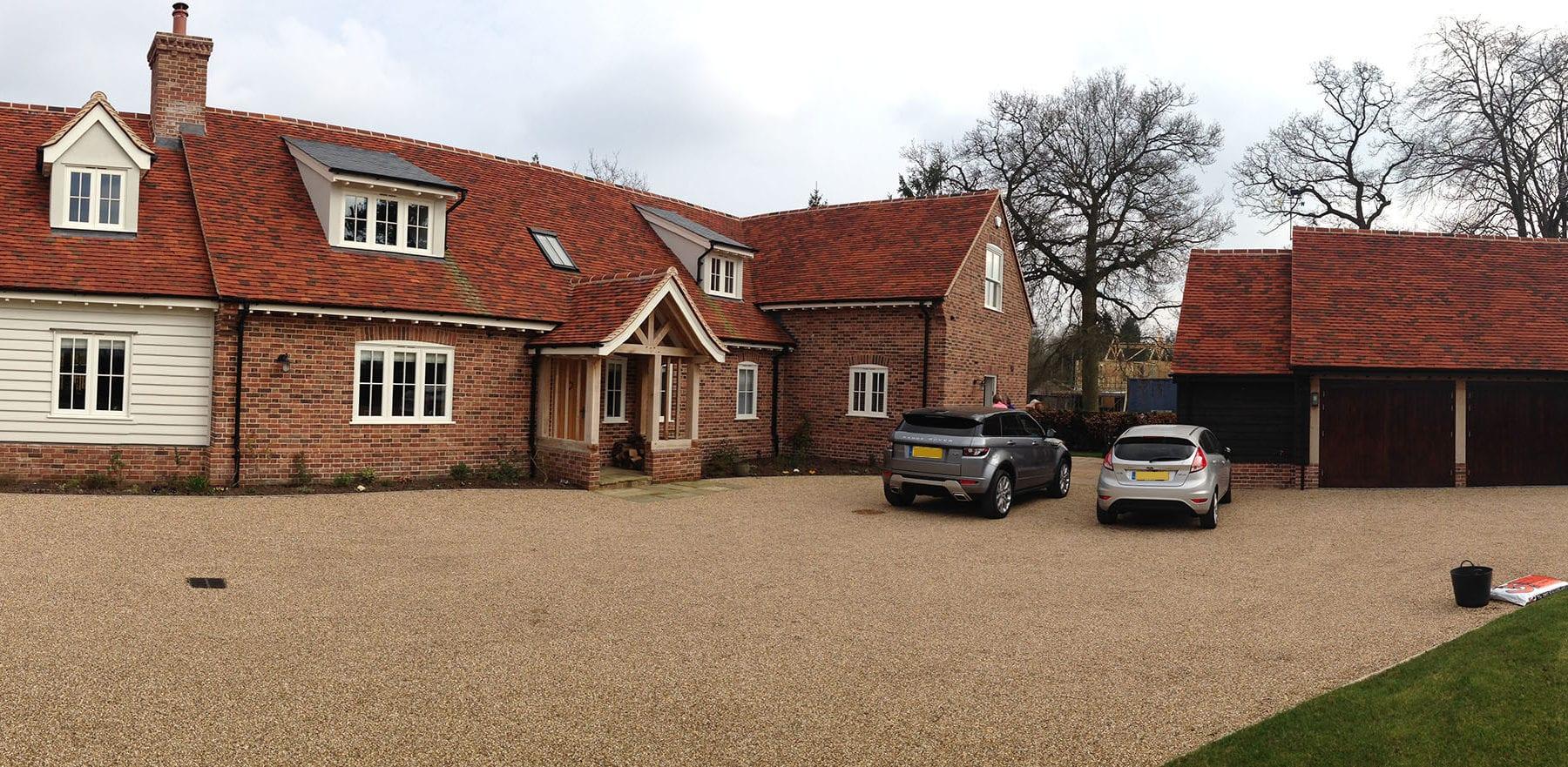 Lifestiles - Handmade Multi Clay Roof Tiles - Takeley, England 2