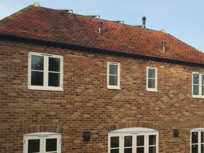 Lifestiles - Handmade Multi Clay Roof Tiles - Tenterden, England