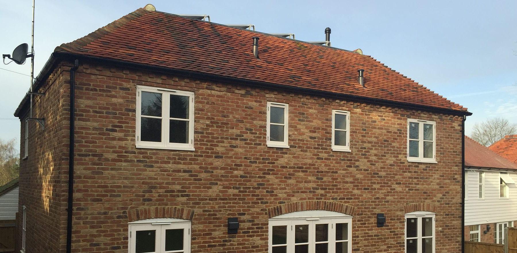Lifestiles - Handmade Multi Clay Roof Tiles - Tenterden, England 2
