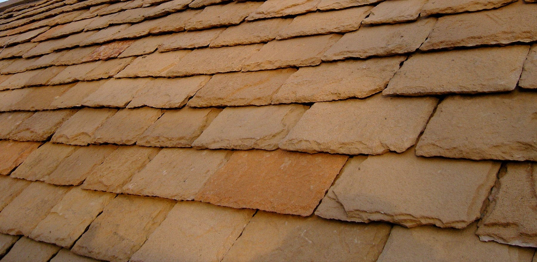 Lifestiles - Natural Stone Roof Tiles - Stroud, England 2