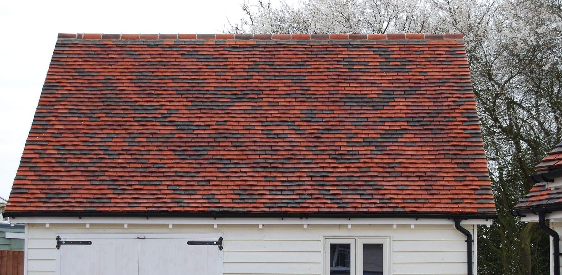 Lifestiles - Handcrafted Tilehurst Clay Roof Tiles - Cranbourne, England 3