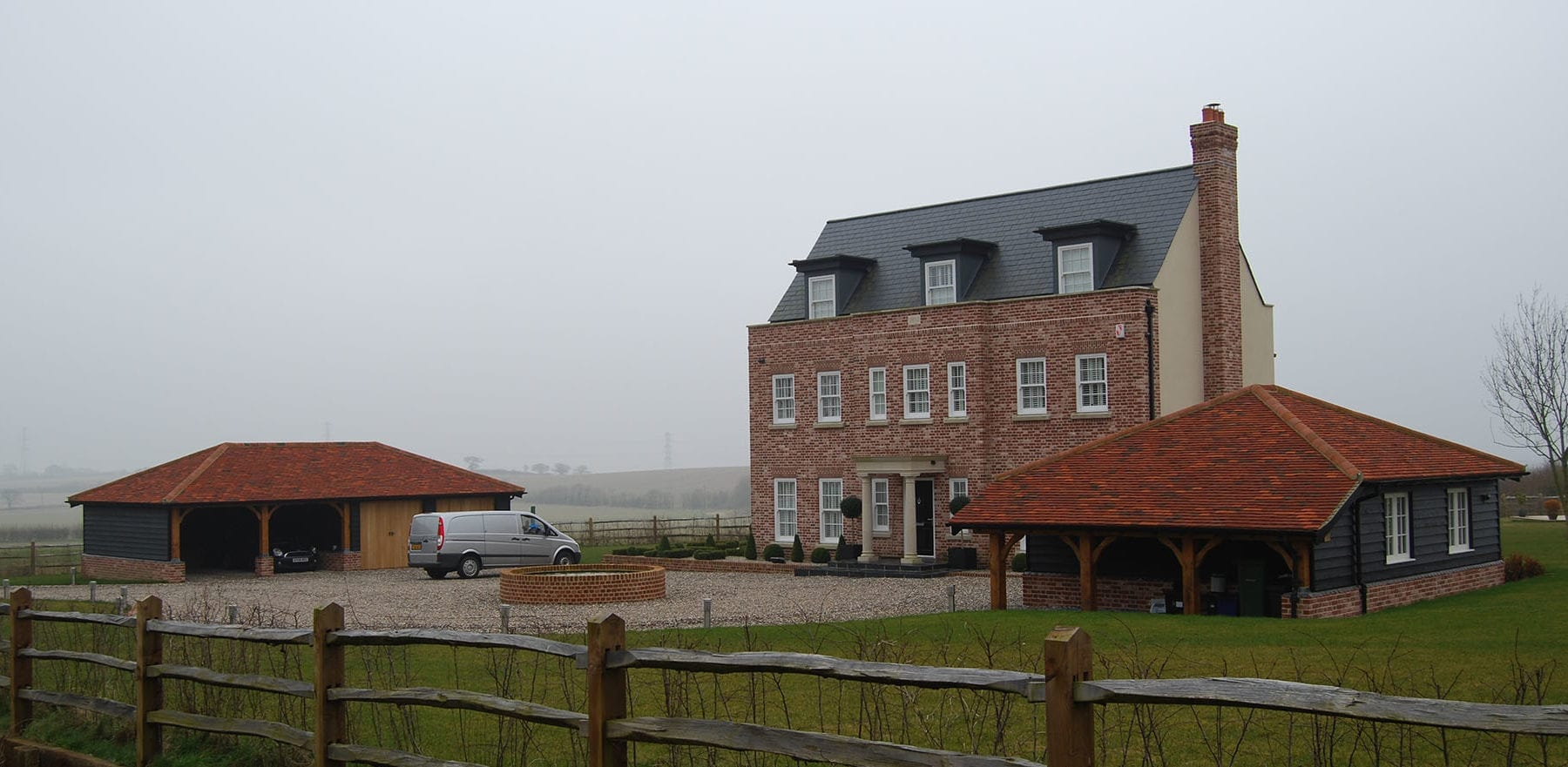 Lifestiles - Spanish Natural Slate Roof Tiles - Cold Norton, England 2