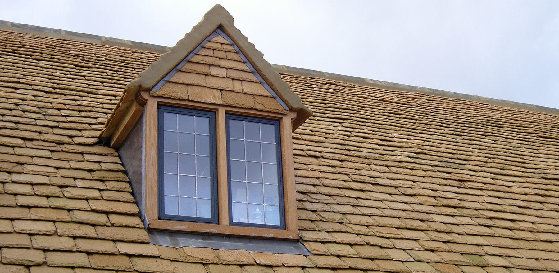 Lifestiles - Natural Stone Roof Tiles - The Stables, England 3