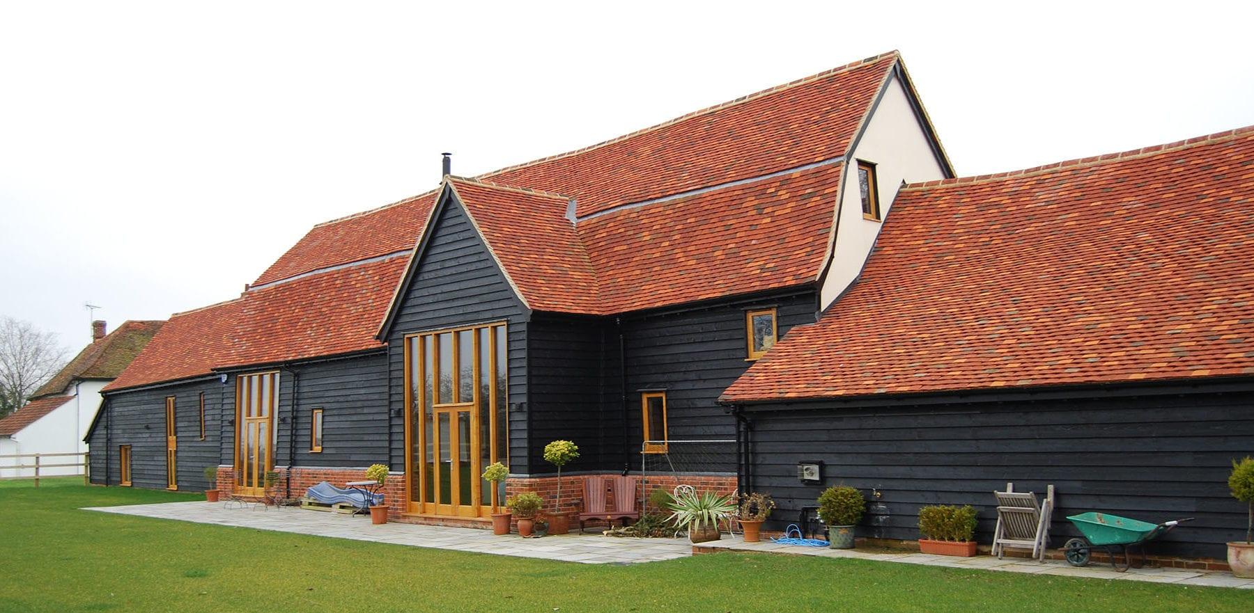 Lifestiles - Handmade Multi Clay Roof Tiles - Ford End, England 3