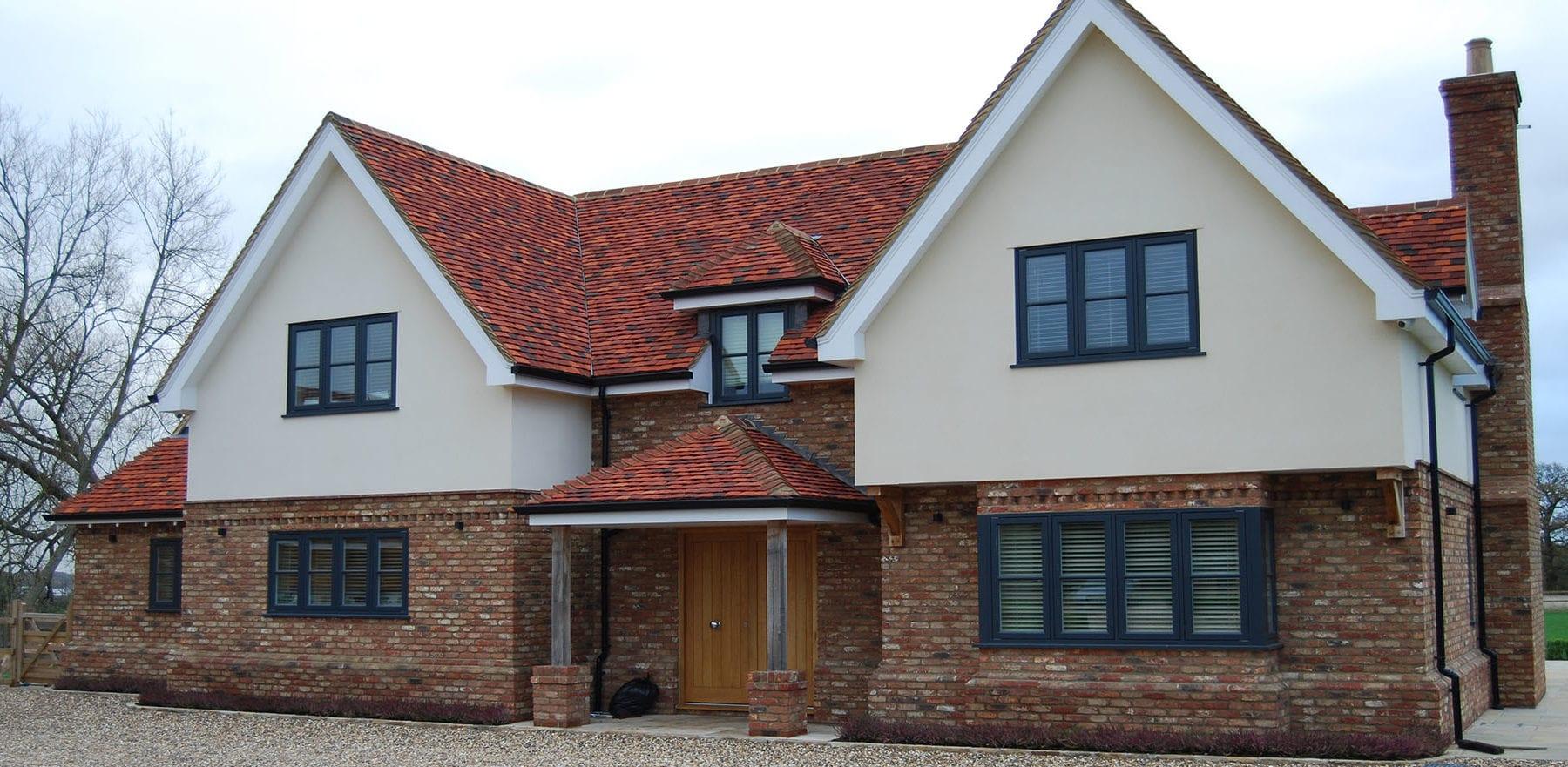 Lifestiles - Handmade Multi Clay Roof Tiles - Nazing, England 3