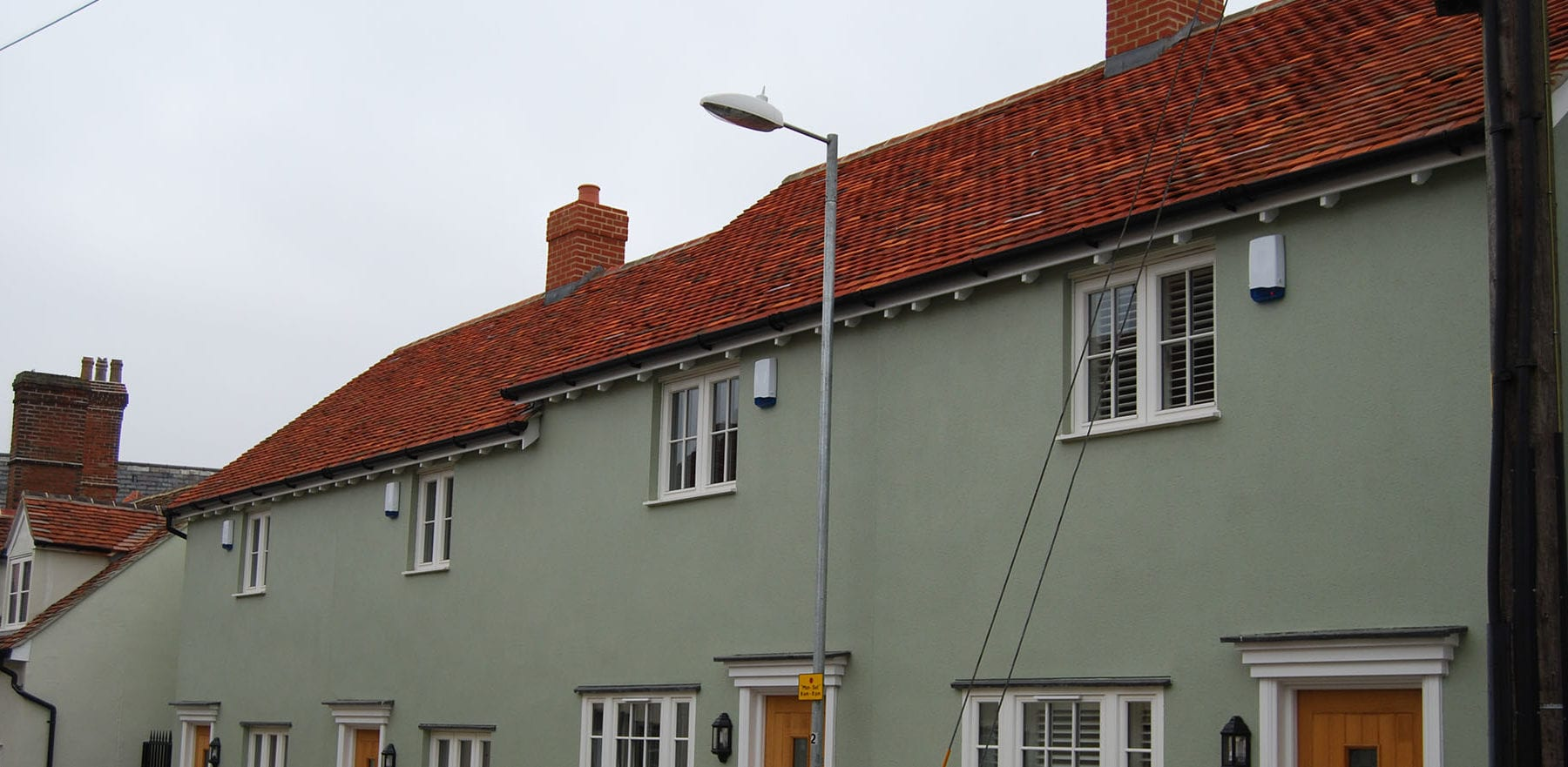 Lifestiles - Handmade Multi Clay Roof Tiles - New Street, England 3