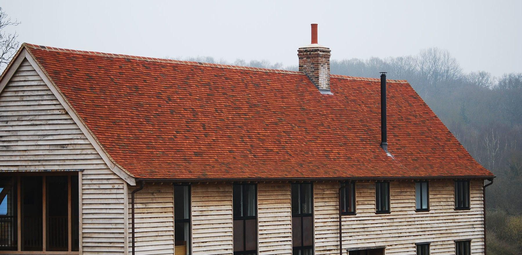 Lifestiles - Handmade Multi Clay Roof Tiles - Sible, England 2