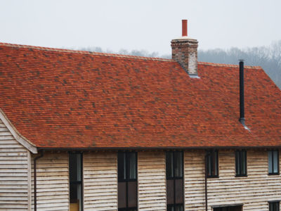 Lifestiles - Handmade Multi Clay Roof Tiles - Sible, England 2