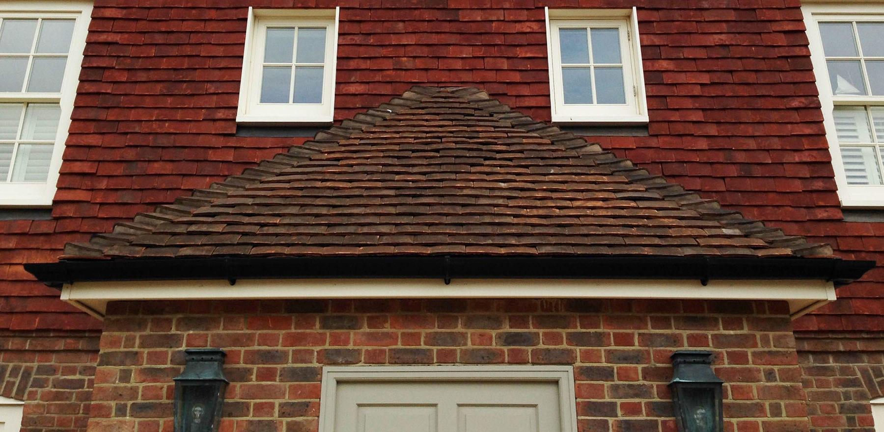 Lifestiles - Handmade Restoration Clay Roof Tiles - Chidham, England 3