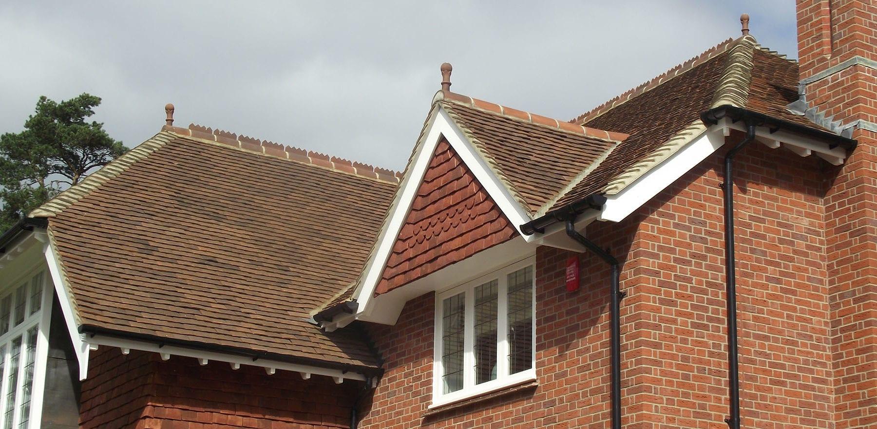 Lifestiles - Handmade Restoration Clay Roof Tiles - Cranleigh, England 3