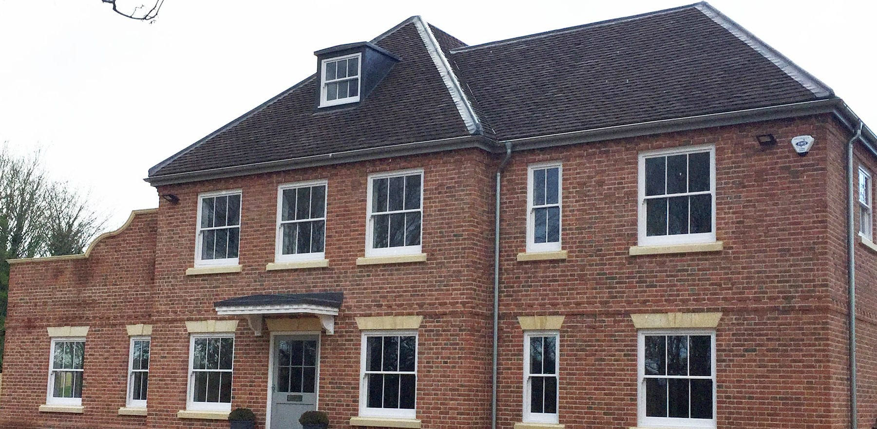 Lifestiles - Handmade Restoration Clay Roof Tiles - Creed, England 7