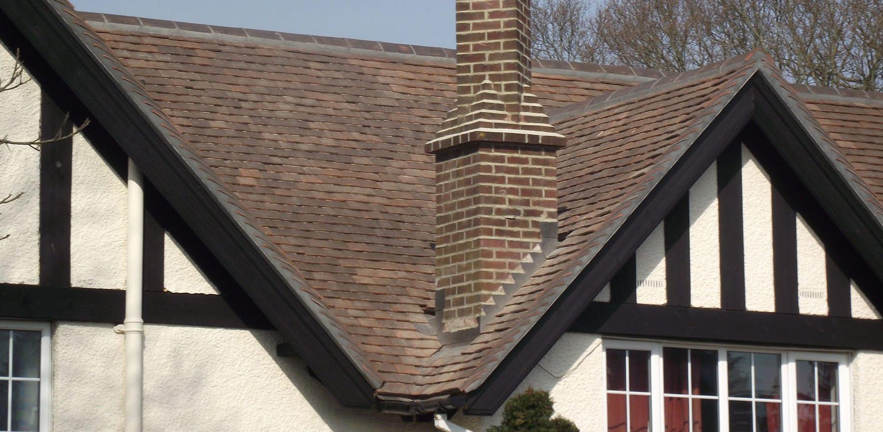 Lifestiles - Handmade Restoration Clay Roof Tiles - Cuckfield, England 3