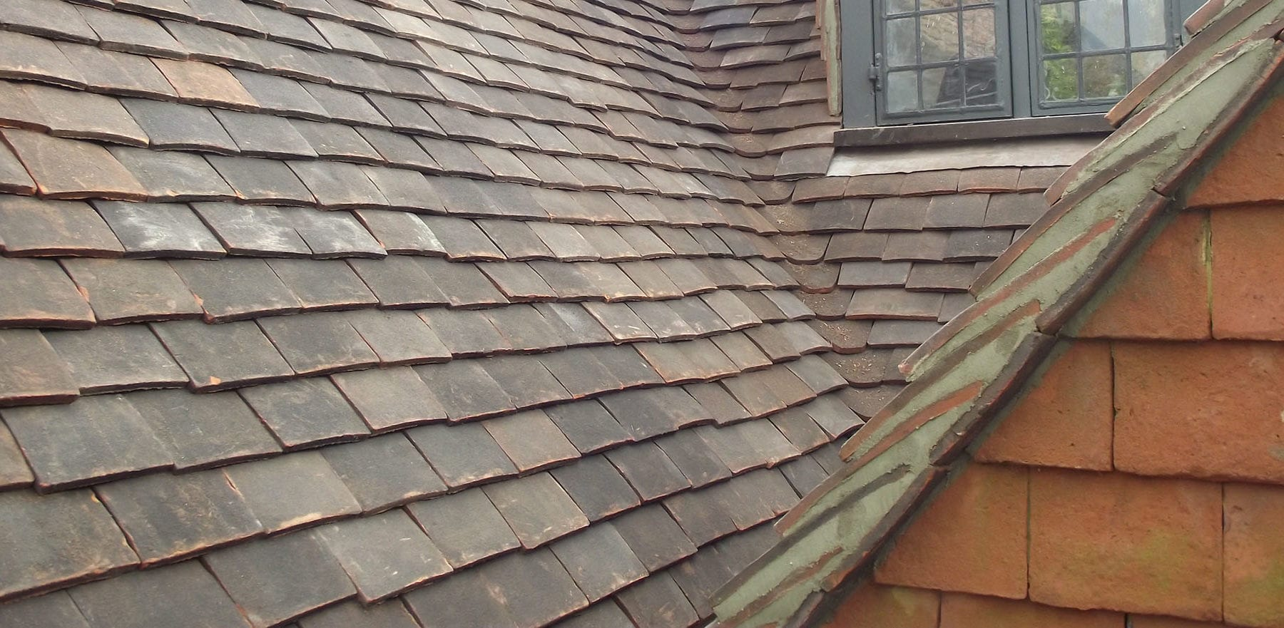Lifestiles - Handmade Restoration Clay Roof Tiles - Dorking, England 3