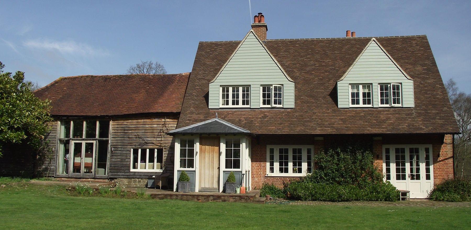 Lifestiles - Handmade Restoration Clay Roof Tiles - Liphook, England 3