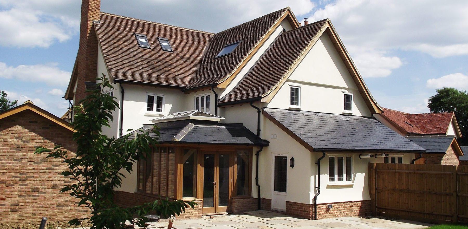 Lifestiles - Handmade Restoration Clay Roof Tiles - Manuden, England 3