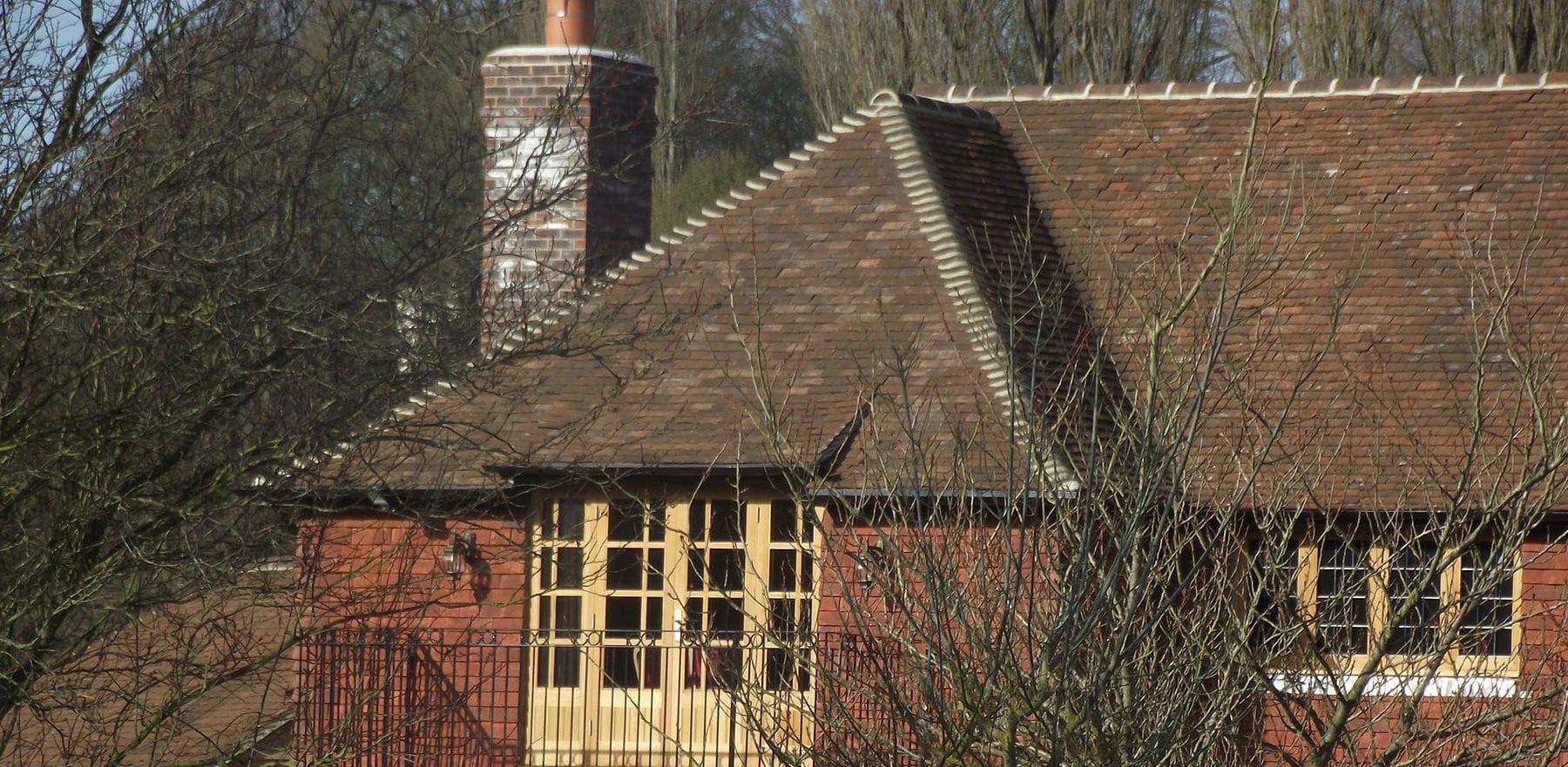 Lifestiles - Handmade Restoration Clay Roof Tiles - Seale, England 2