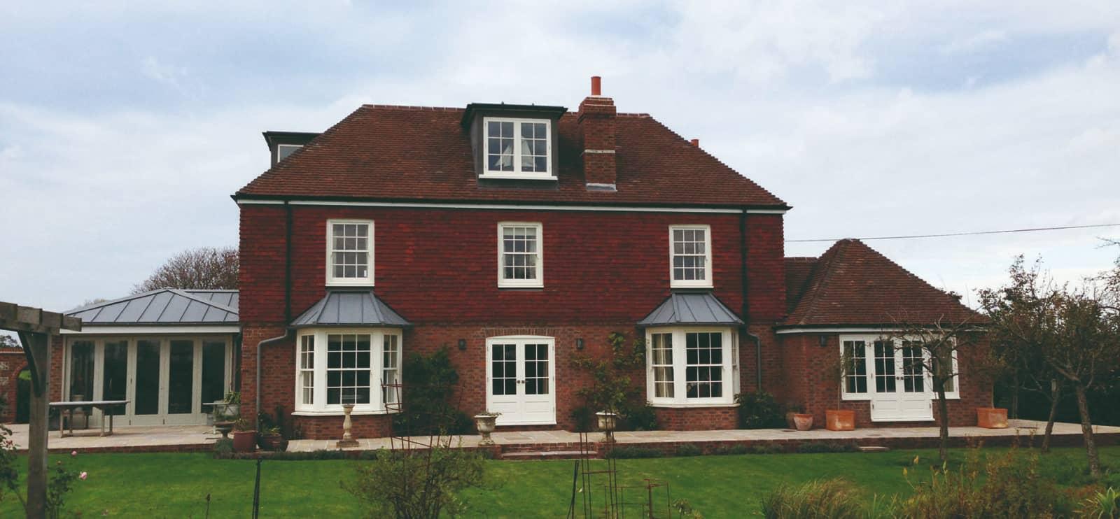 Lifestiles - Handmade Heather Clay Roof Tiles - Chidham, England 2