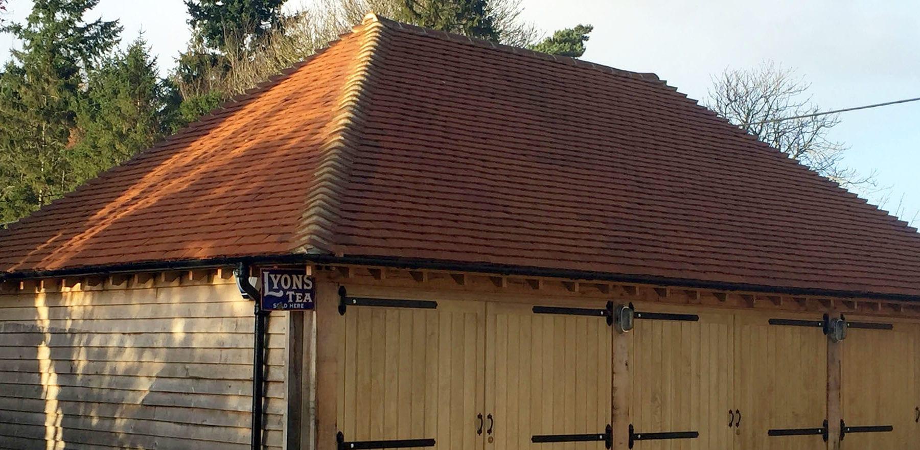 Lifestiles - Handmade Orange Clay Roof Tiles - Bramley, England 2