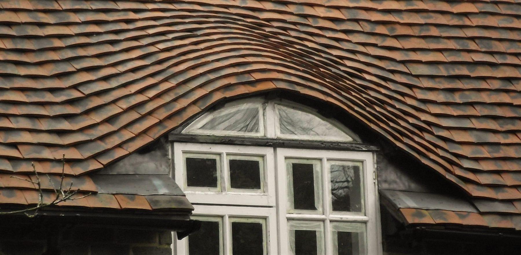 Lifestiles - Handmade Berkshire Clay Roof Tiles - Flimwell, England 2