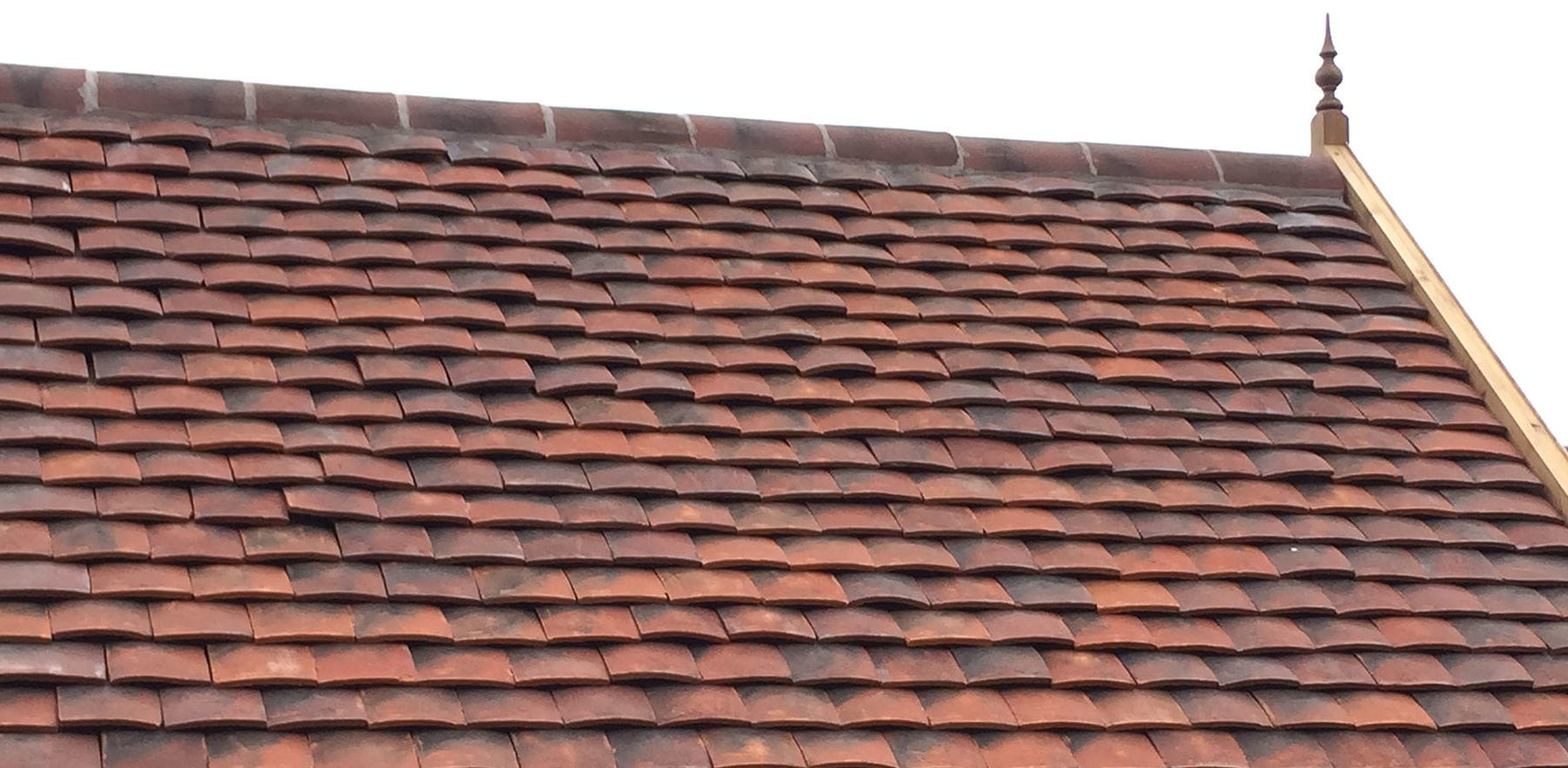 Lifestiles - Handmade Wiltshire Clay Roof Tiles - Derby, England 2