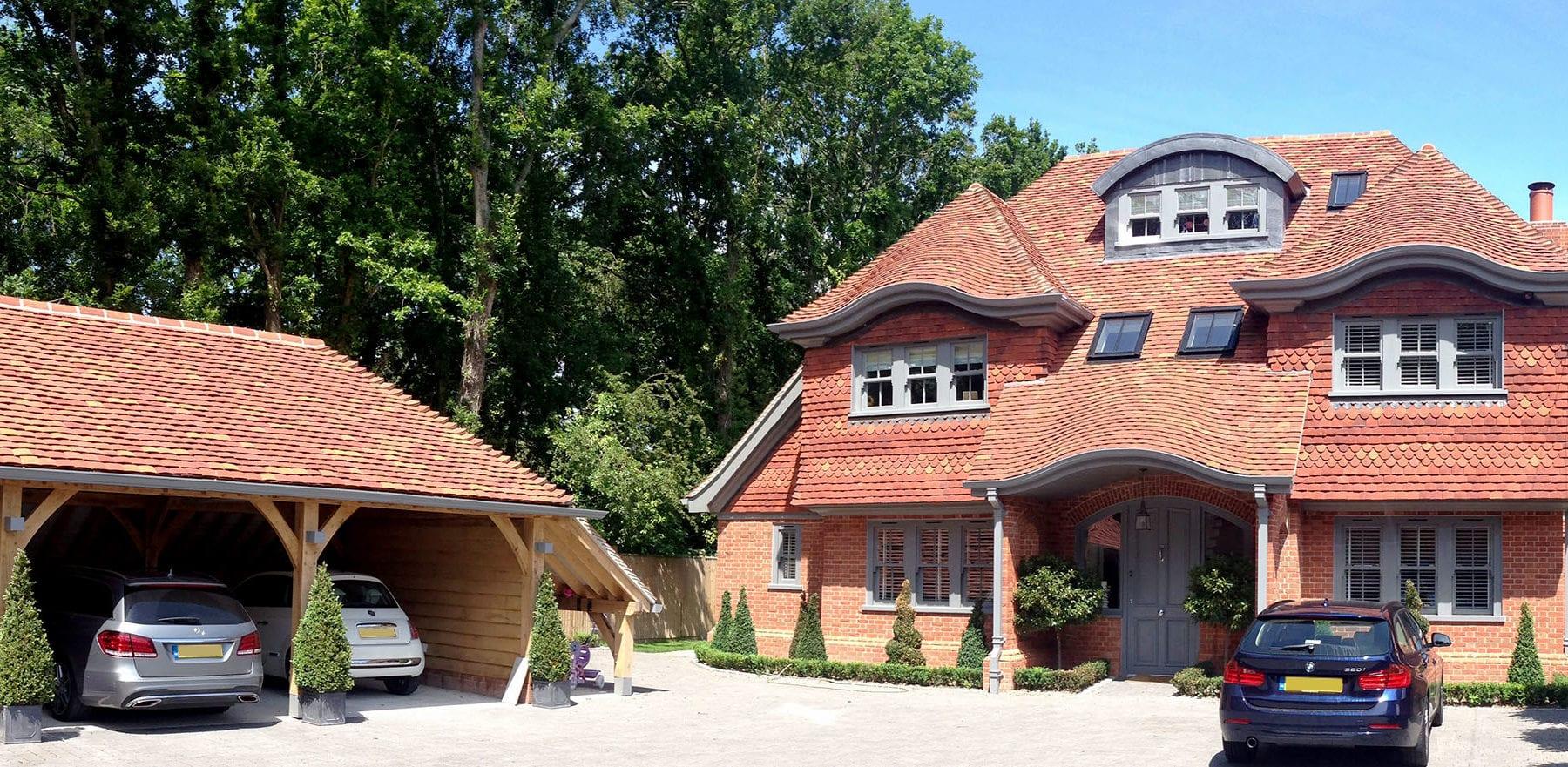 Lifestiles - Handmade Bespoke Clay Roof Tiles - Chichester, England 2
