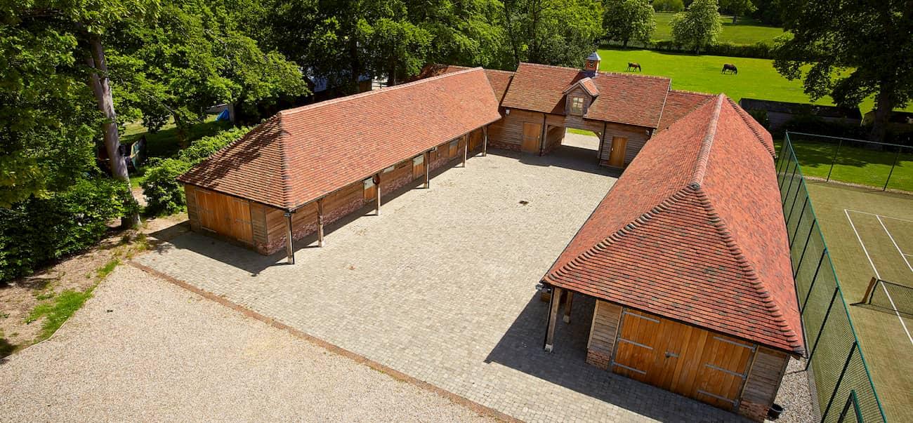 Lifestiles - Handmade Bespoke Clay Roof Tiles - Ascot, England 3