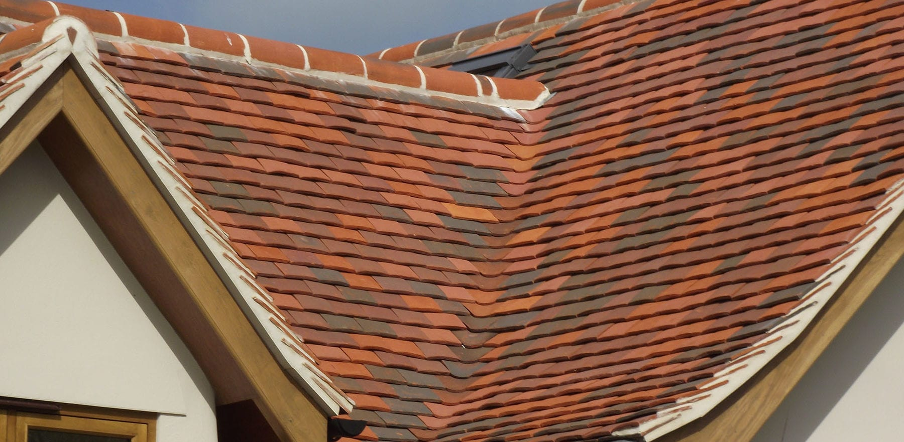 Lifestiles - Handcrafted Tilehurst Clay Roof Tiles - Clavering, England 2