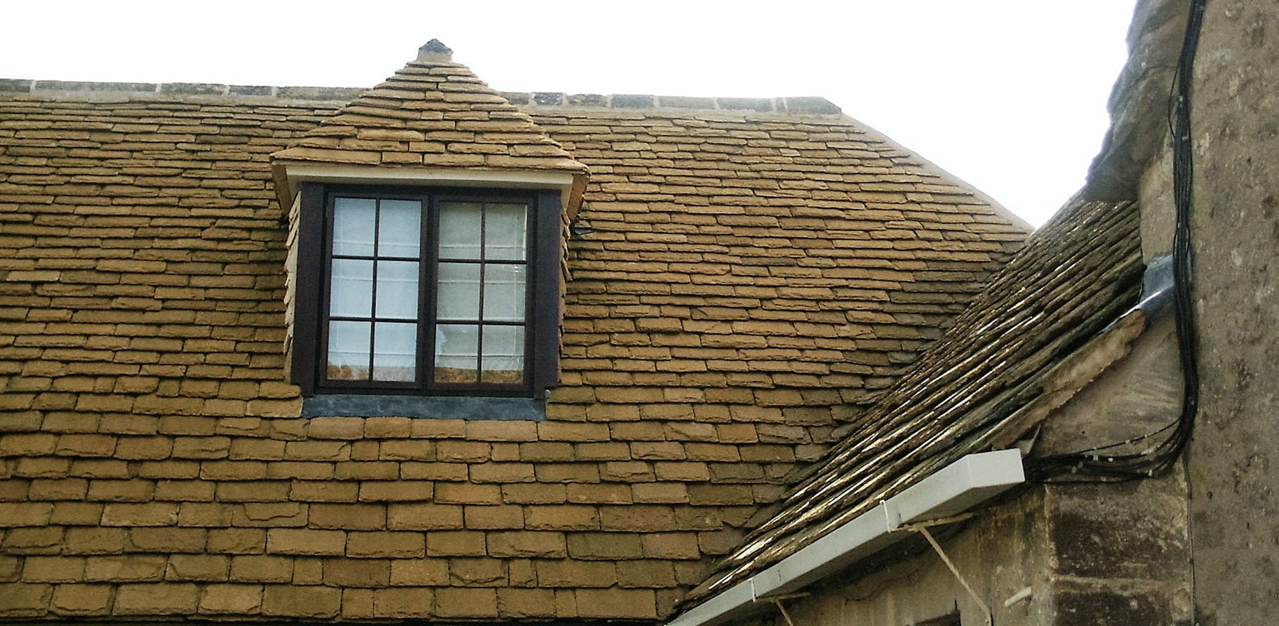 Lifestiles - Natural Stone Roof Tiles - Stroud, England 3