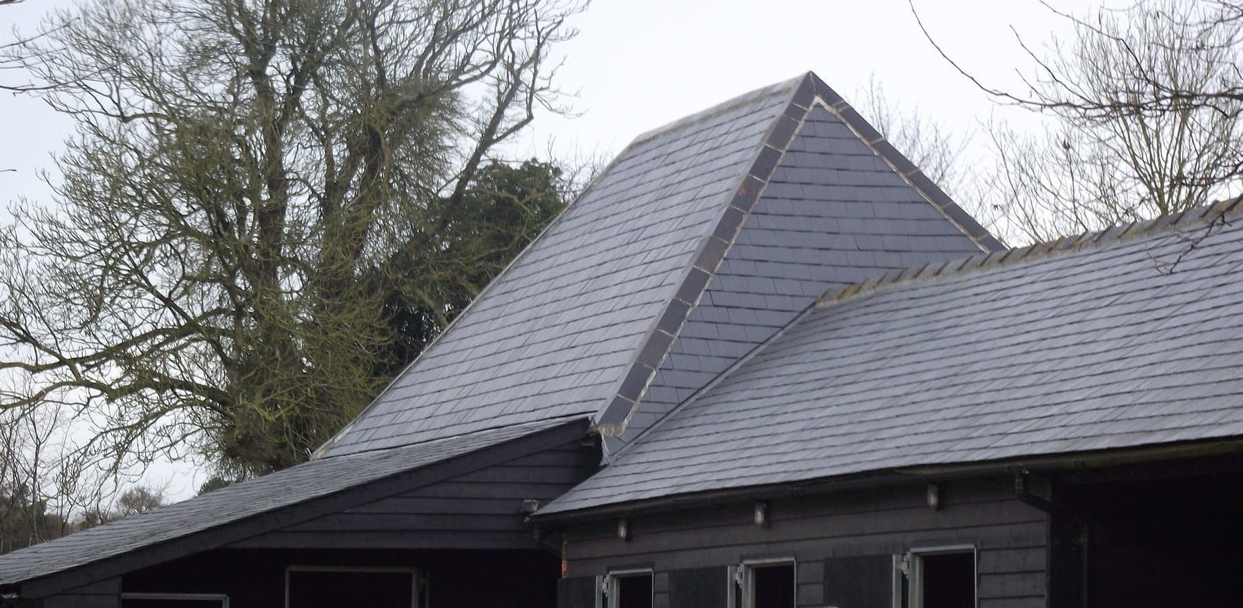 Lifestiles - Spanish Natural Slate Roof Tiles - Mayfield, England 2