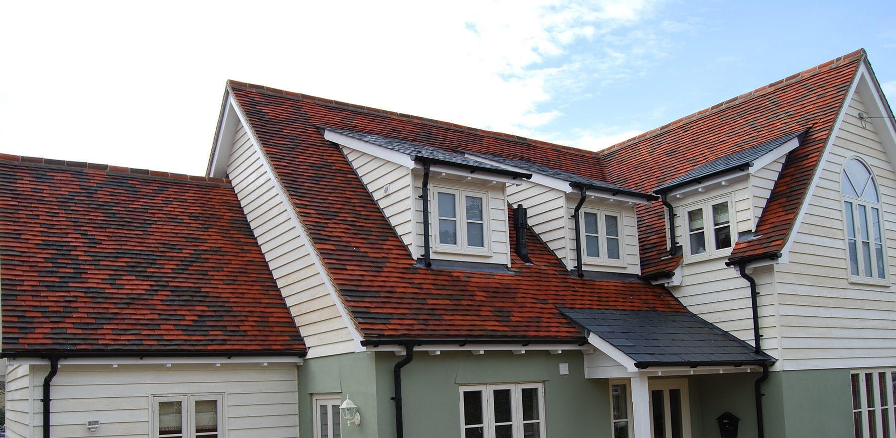 Lifestiles - Handcrafted Tilehurst Clay Roof Tiles - Cranbourne, England 4