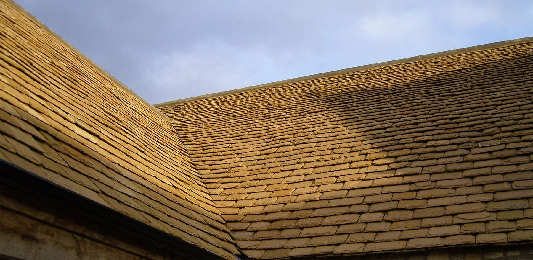 Lifestiles - Natural Stone Roof Tiles - The Stables, England 4