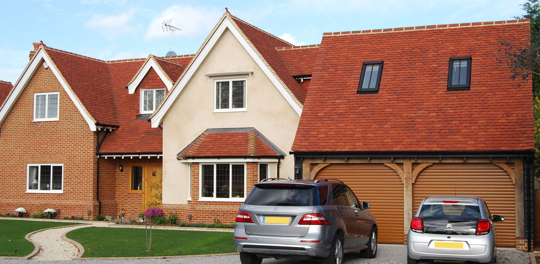 Lifestiles - Handmade Red Clay Roof Tiles - Rudley, England 2