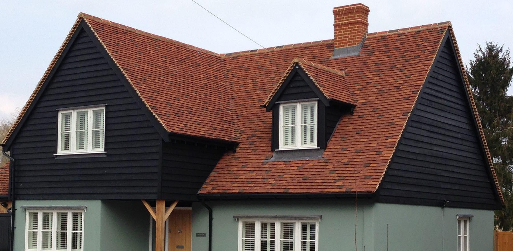 Lifestiles - Handmade Multi Clay Roof Tiles - Great Bardfield, England 4