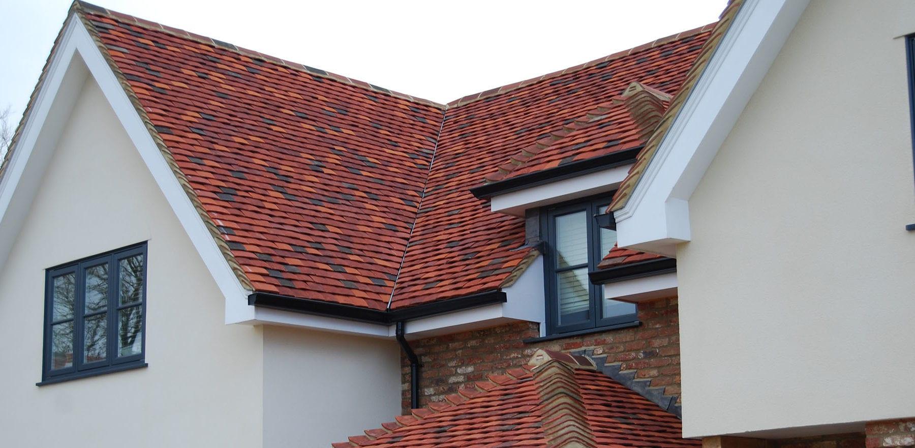 Lifestiles - Handmade Multi Clay Roof Tiles - Nazing, England 4