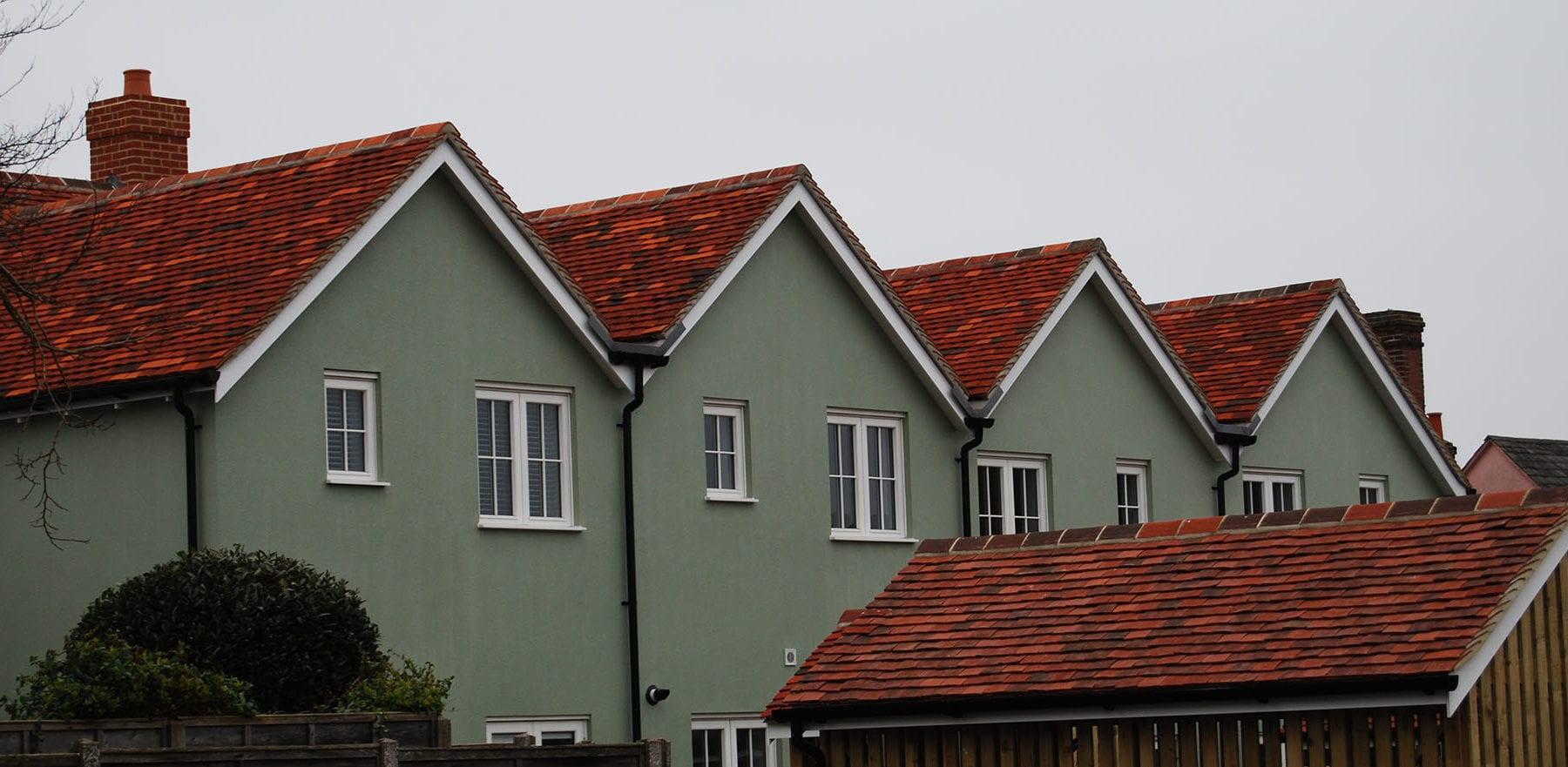Lifestiles - Handmade Multi Clay Roof Tiles - New Street, England 4