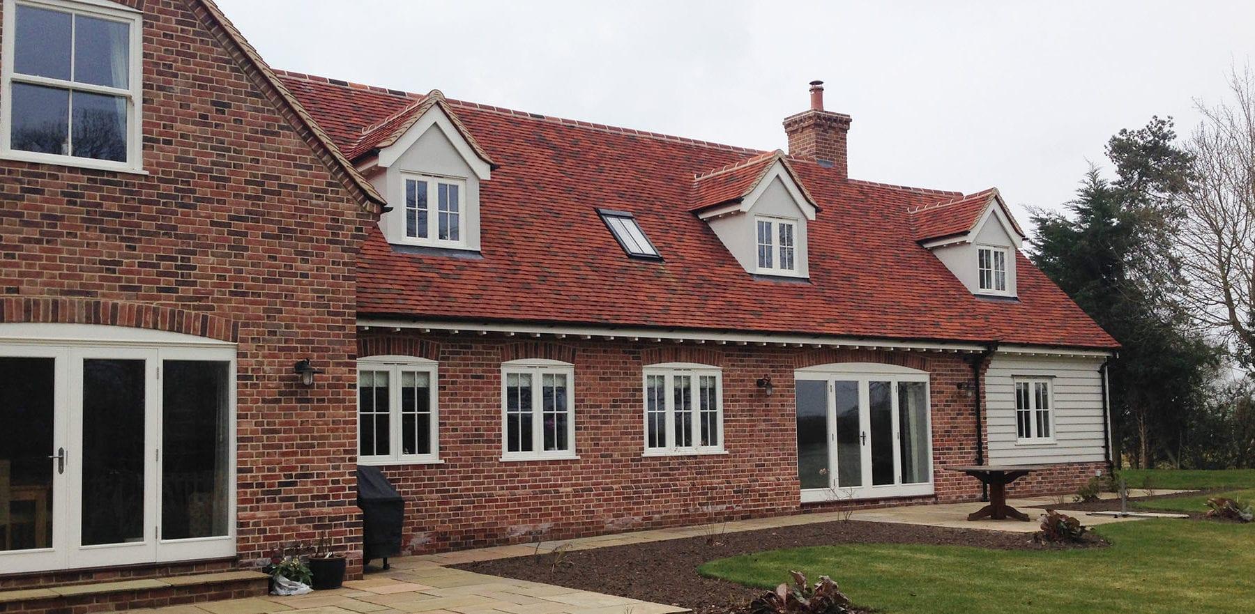 Lifestiles - Handmade Multi Clay Roof Tiles - Takeley, England 4