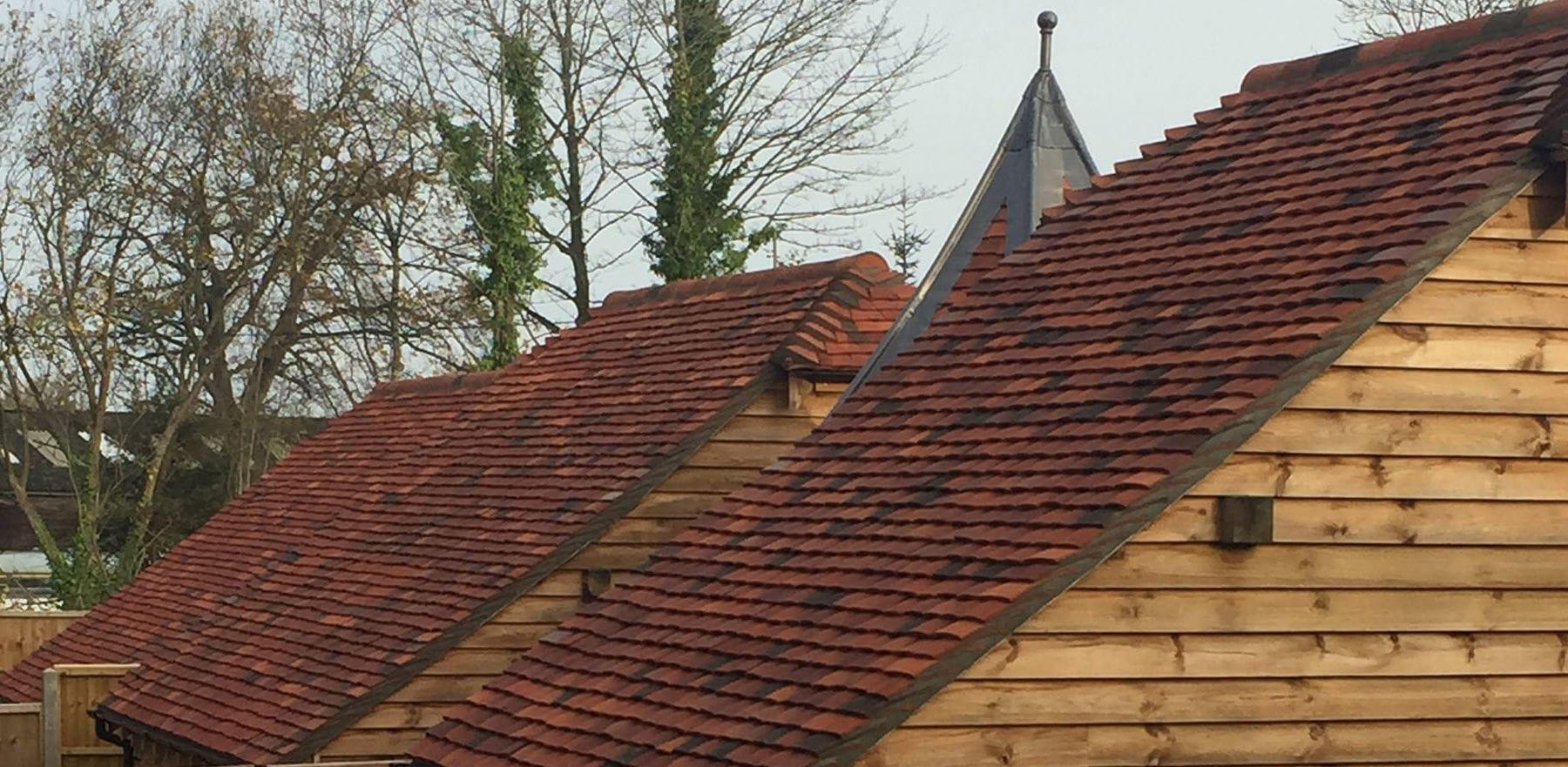 Lifestiles - Handmade Multi Clay Roof Tiles - Tenterden, England 4