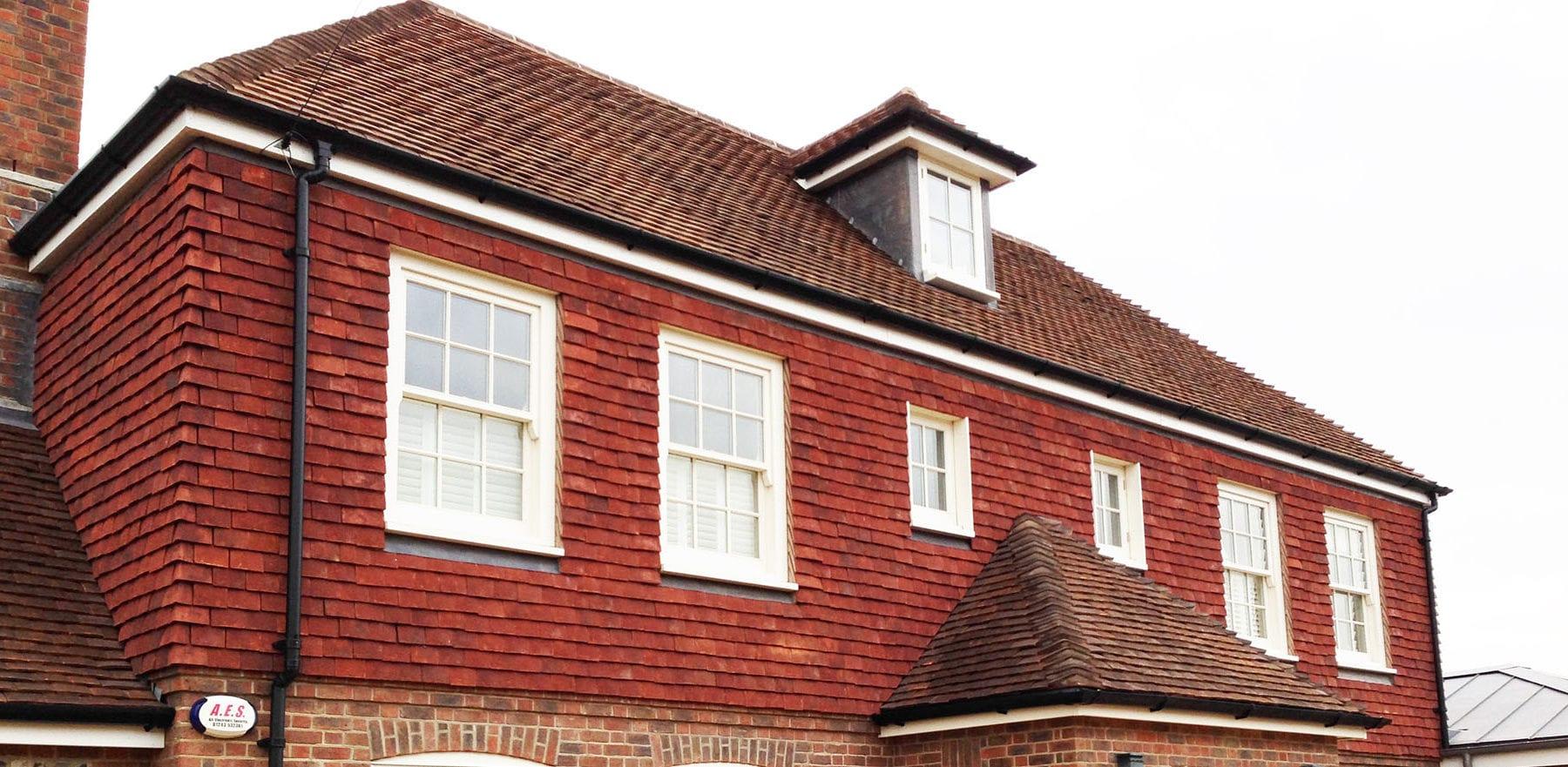 Lifestiles - Handmade Restoration Clay Roof Tiles - Chidham, England 4