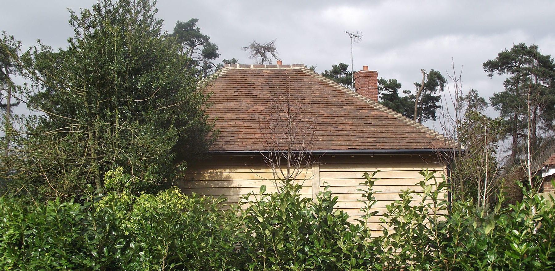 Lifestiles - Handmade Restoration Clay Roof Tiles - Cranleigh, England 4
