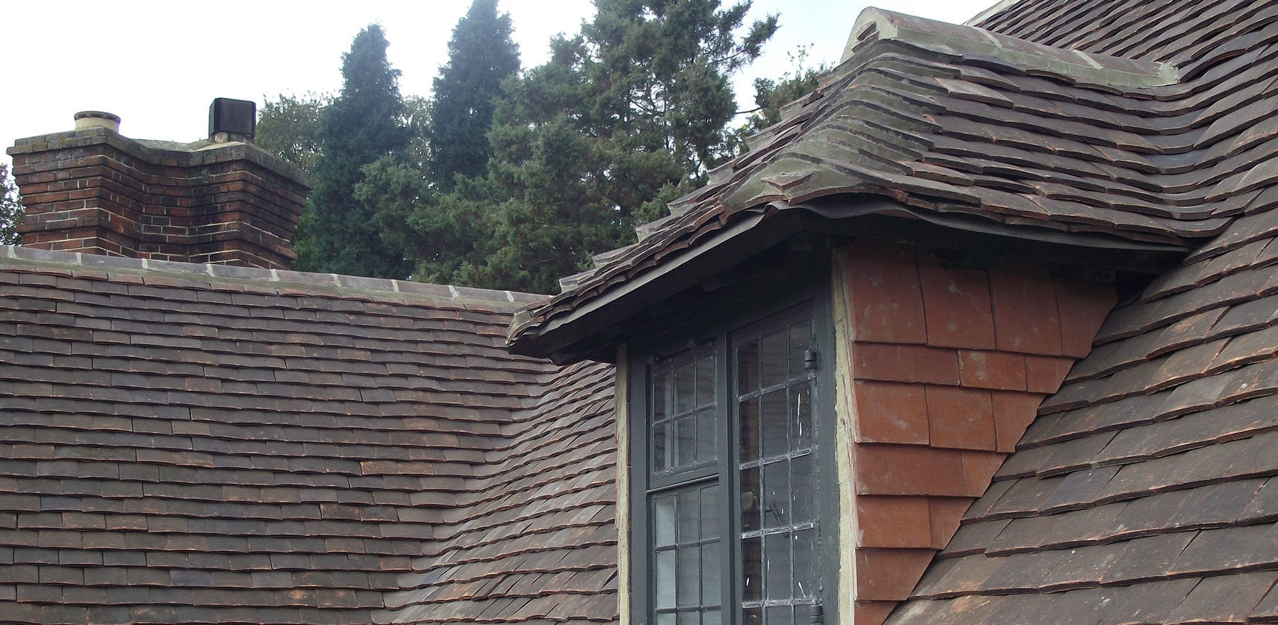 Lifestiles - Handmade Restoration Clay Roof Tiles - Dorking, England 4