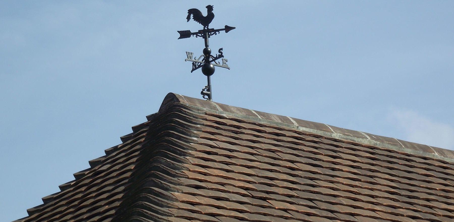 Lifestiles - Handmade Restoration Clay Roof Tiles - Liphook, England 4