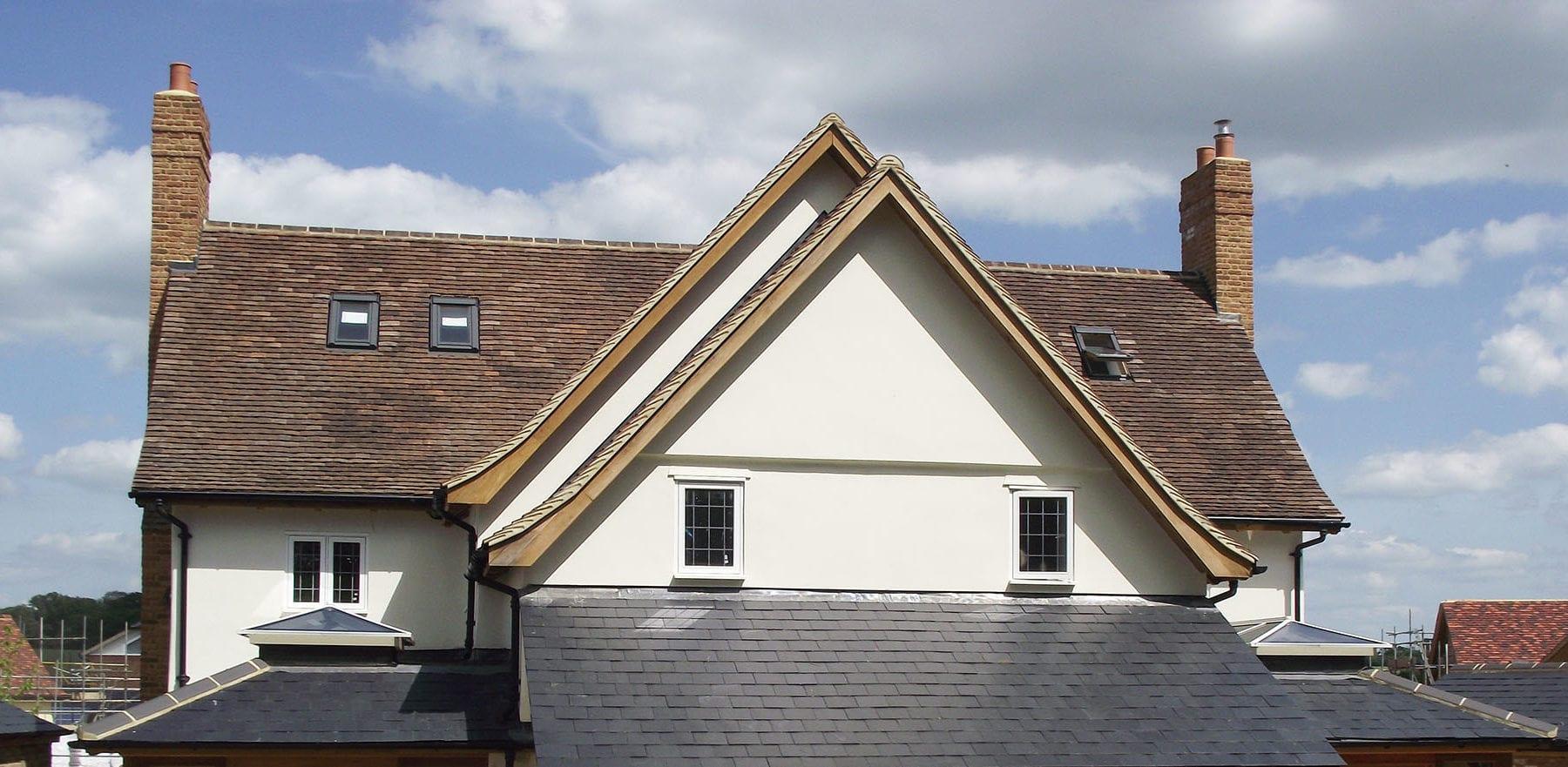 Lifestiles - Handmade Restoration Clay Roof Tiles - Manuden, England 4