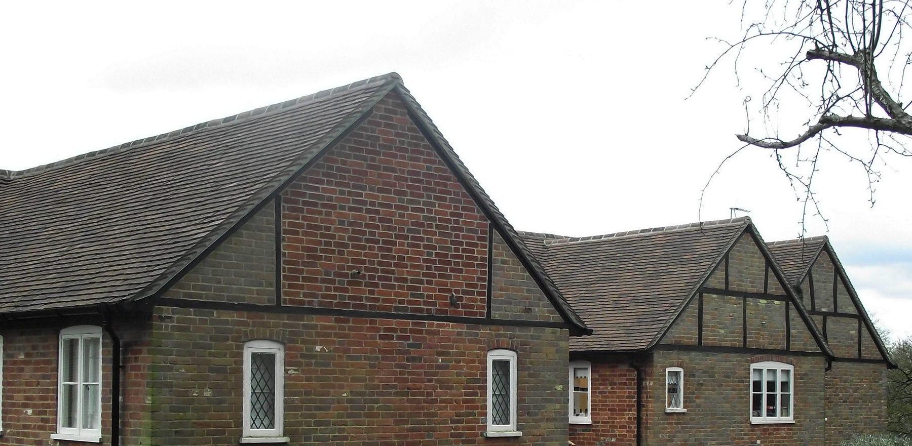 Lifestiles - Handmade Restoration Clay Roof Tiles - Roke, England 3