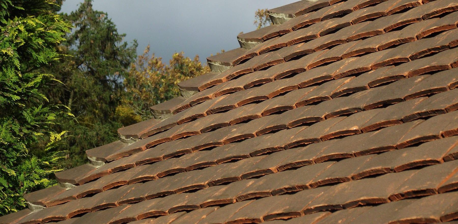Lifestiles - Handmade Restoration Clay Roof Tiles - Seale, England 3