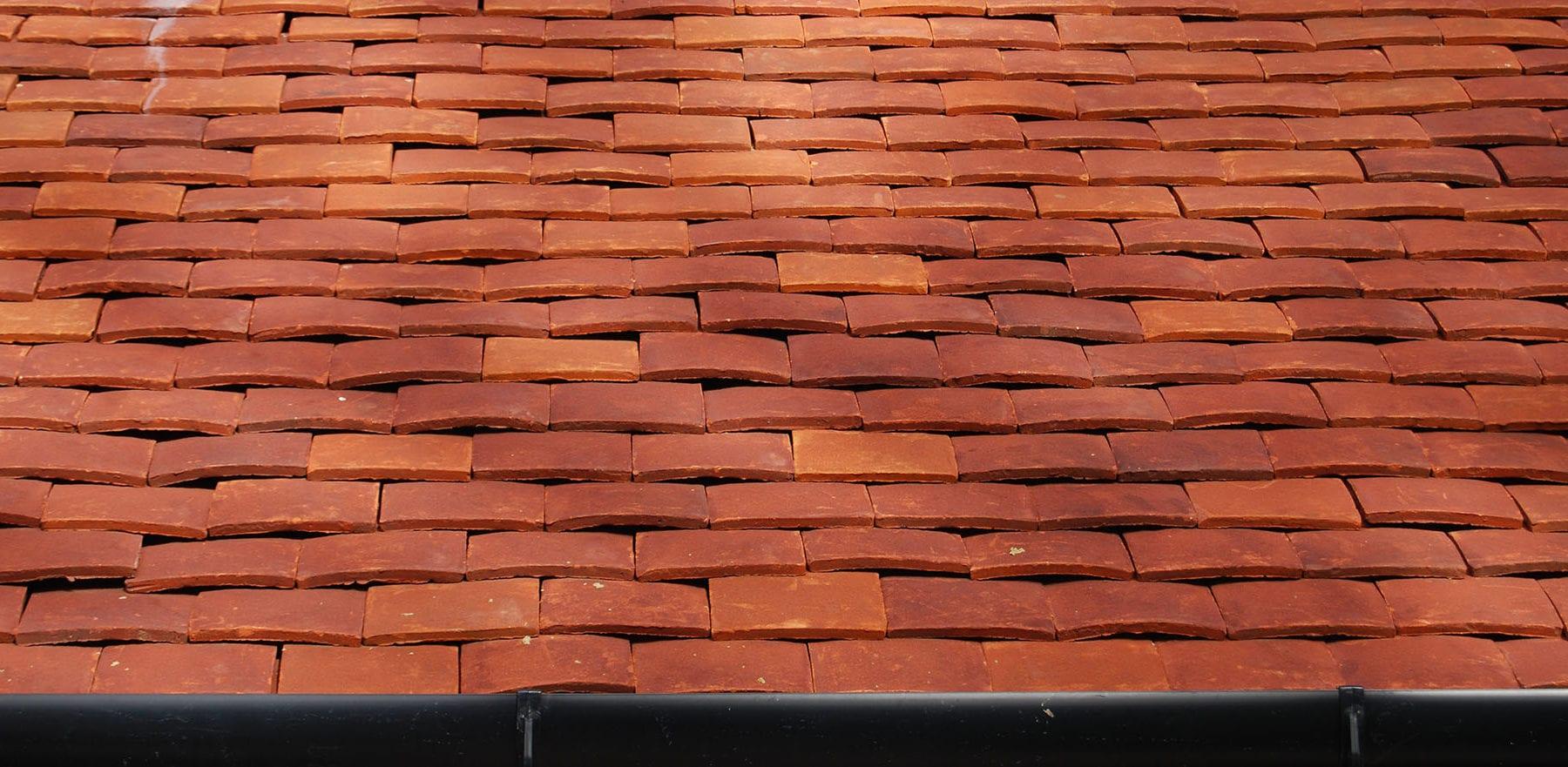 Lifestiles - Handmade Red Clay Roof Tiles - Rudley Oaks, England 3