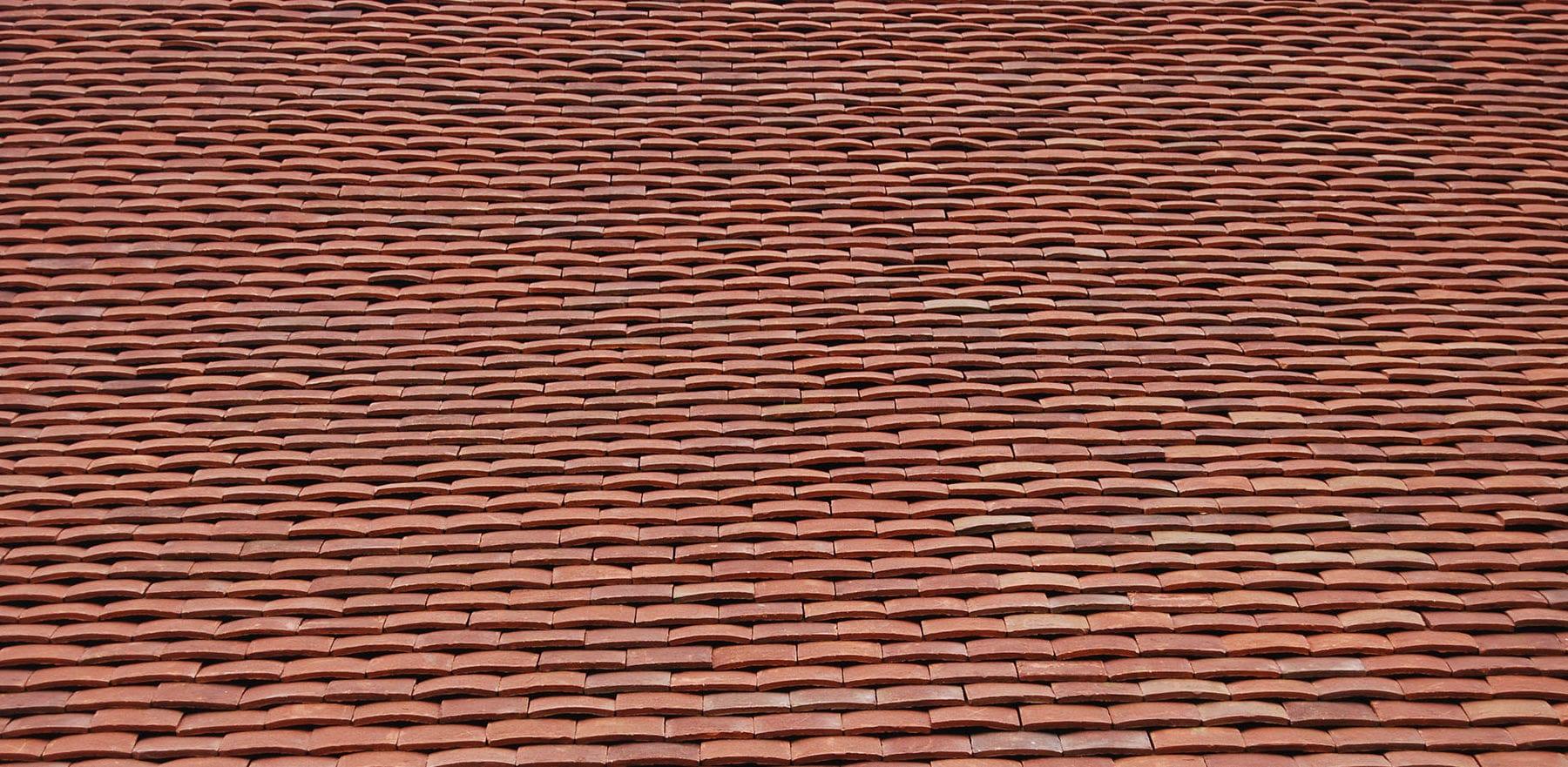 Lifestiles - Handmade Red Clay Roof Tiles - Guestingthorpe, England 3